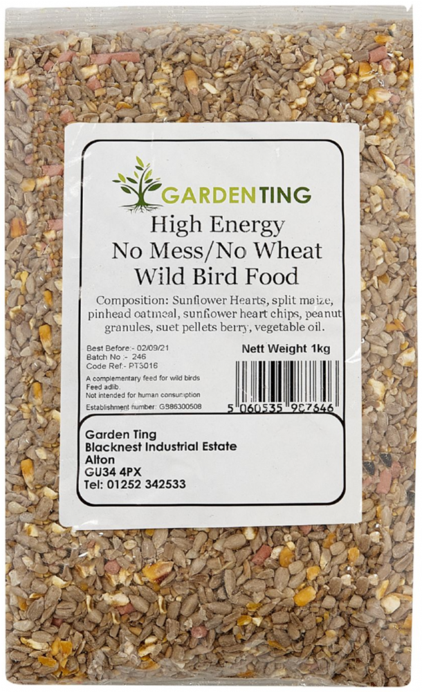 Garden Ting High Energy No Mess/no wheat